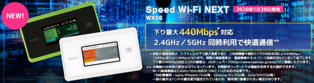 KT WiMAX WX06